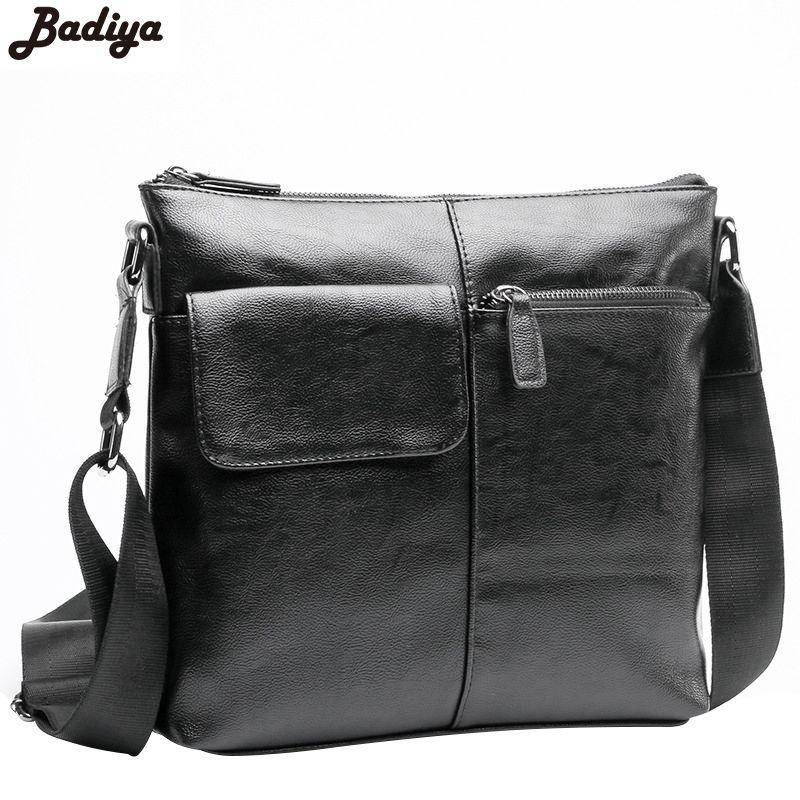 1ce7bc3b6e75 New Fashion Sac 2017 Men s Flap Bags Business Shoulder Zipper Purse for  Phone Bag Coins Large Capacity Portfolio Clutch Male Bag