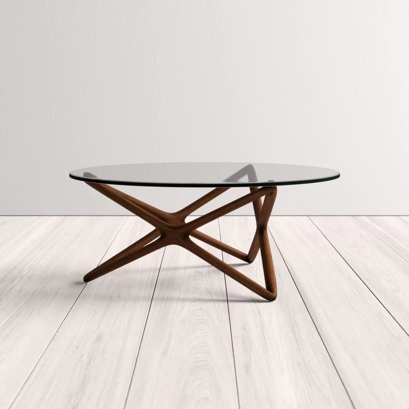 Doyle Coffee Table In 2020 With Images Coffee Table Round