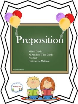 On And In Preposition Of Location At Inside Beside Under Over Above Behind Between Outside Prepositional Phrase 700