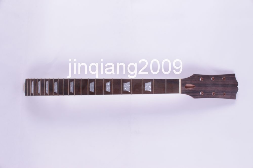 59.00$  Watch here - http://ali9m6.worldwells.pw/go.php?t=802008870 - new  Unfinished electric guitar neck Mahogany & RosewoodFINGERBOARD 5#