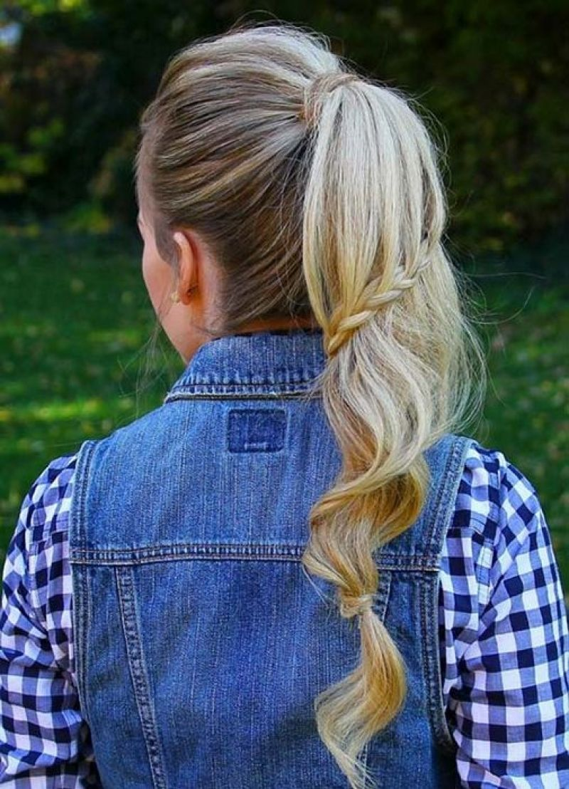 11 cool and practical hairstyle for training | gym hairstyles