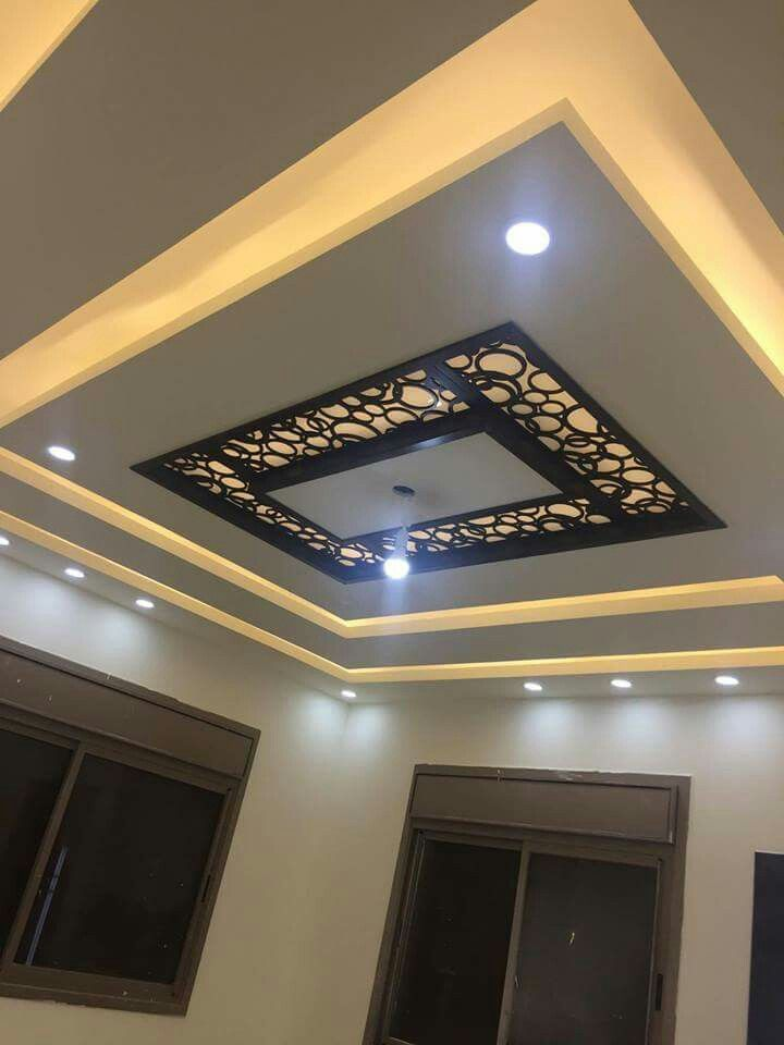 False Ceiling Designs For Living Room In Flats: 12+ Remarkable Creative False Ceiling Master Bedrooms