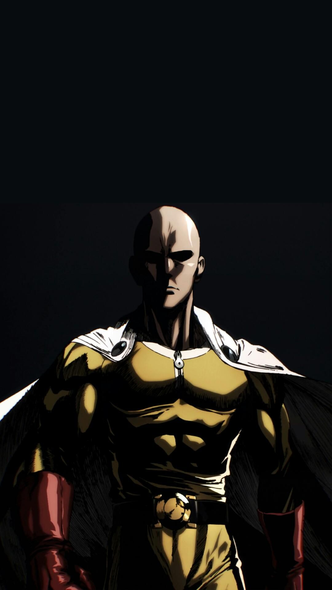 Amoled Anime Wallpapers Manga De One Punch Man Chica De Anime