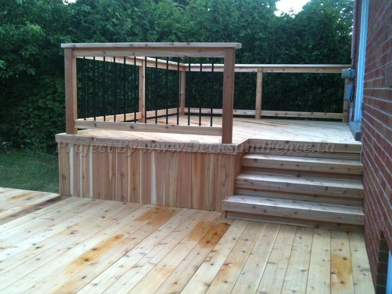 The Complete Guide About Multi Level Decks With 27 Design Ideas | Decking,  Patios And Deck Design