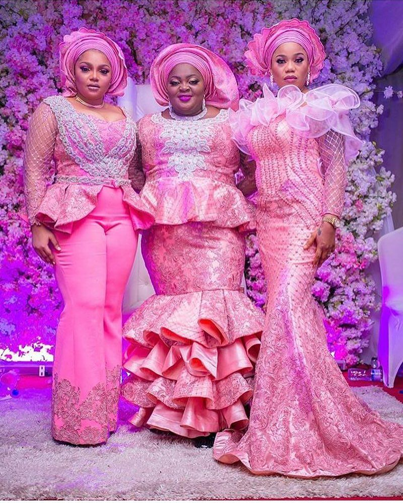 asoebispecial #asoebi #speciallovers #makeup #wedding ...