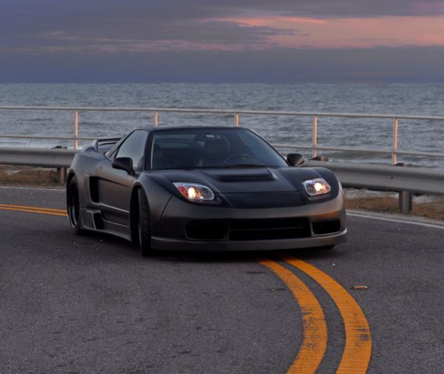 Factor X Motorsports Widebody NSX For Sale: Photos