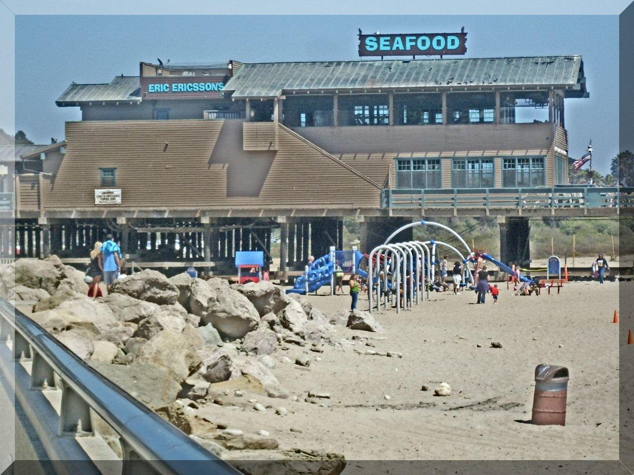 Ericcson S Restaurant On The Ventura Pier Best Place To
