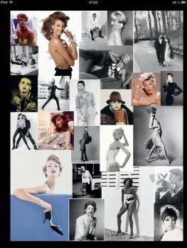 Linda Evangelista #supermodel #fashionphotography #90sfashion #90s supermodels