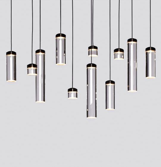 Design Lighting Contemporary Led Decorative Light Fixtures 3m Us Interior Lighting Light Fixtures Glass Pendant Lamp
