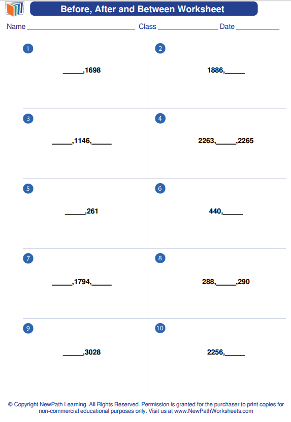 A new #math #worksheet #generator about