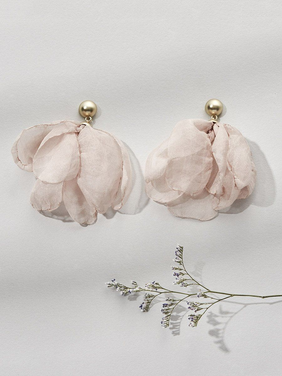 Gifts for Her Drop Earrings Wedding Earrings Statement Earrings Elegant Jewelry Piper Earrings Bride Earrings