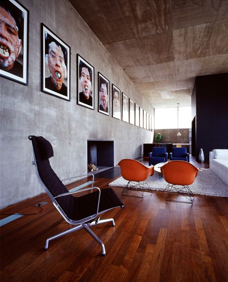 Private home by J. Crepain
