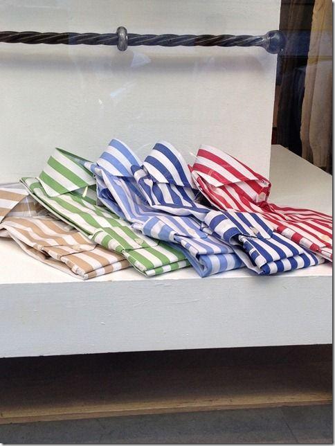 Shirt selection