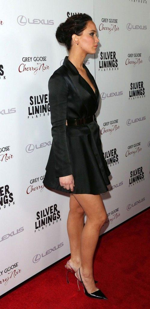Jennifer Lawrence - 'Silver Linings Playbook' Screening