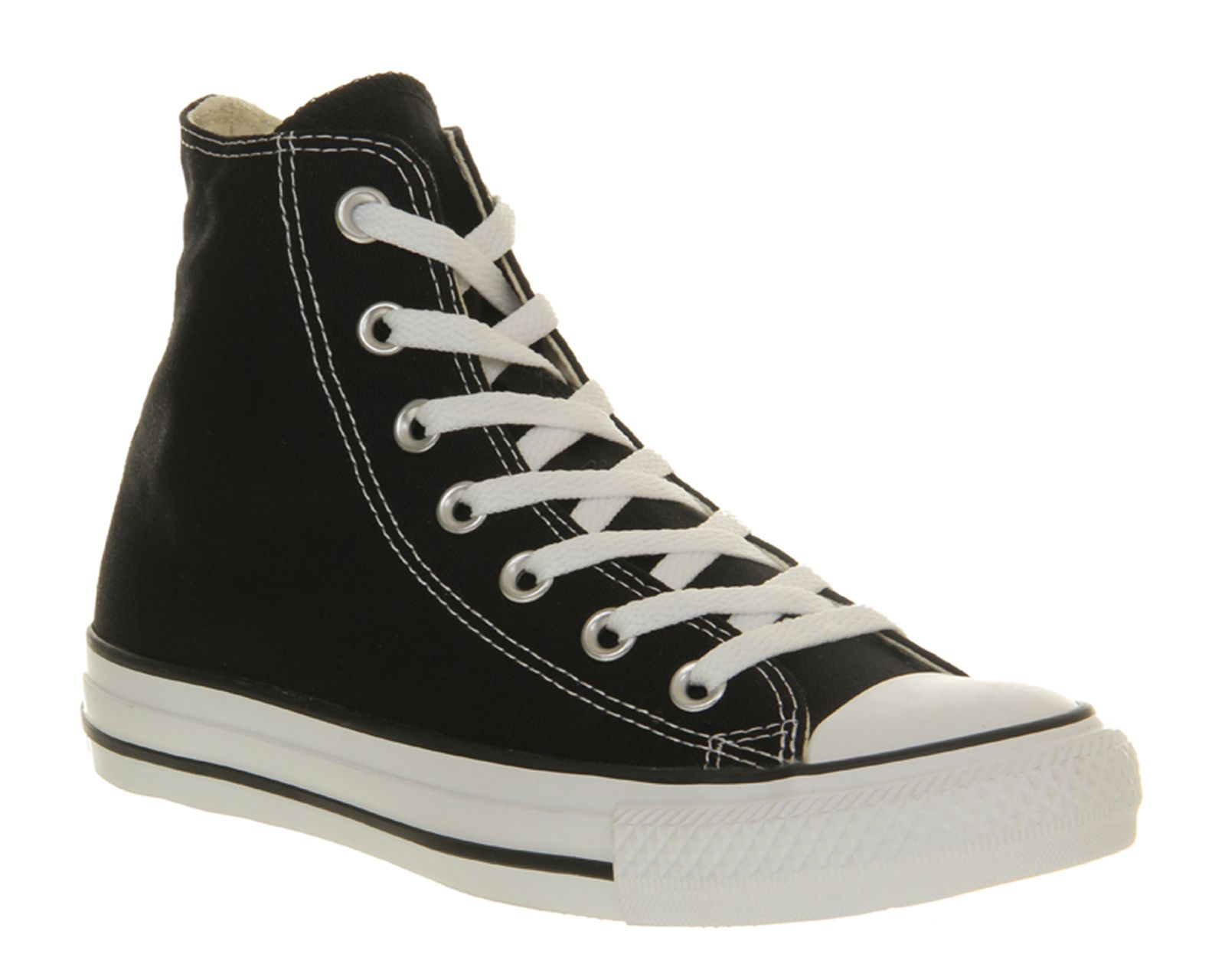22730d123283 all star Black converse high tops. SIZE 4. exactly the same as your black