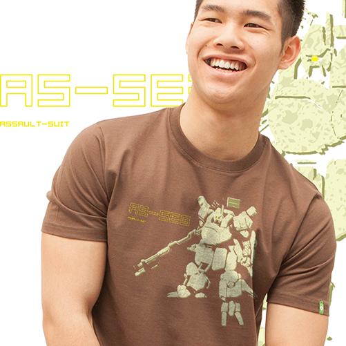 AS-5E3 T-Shirt #assaultsuit #tshirt #nerd #retrogaming #videogame