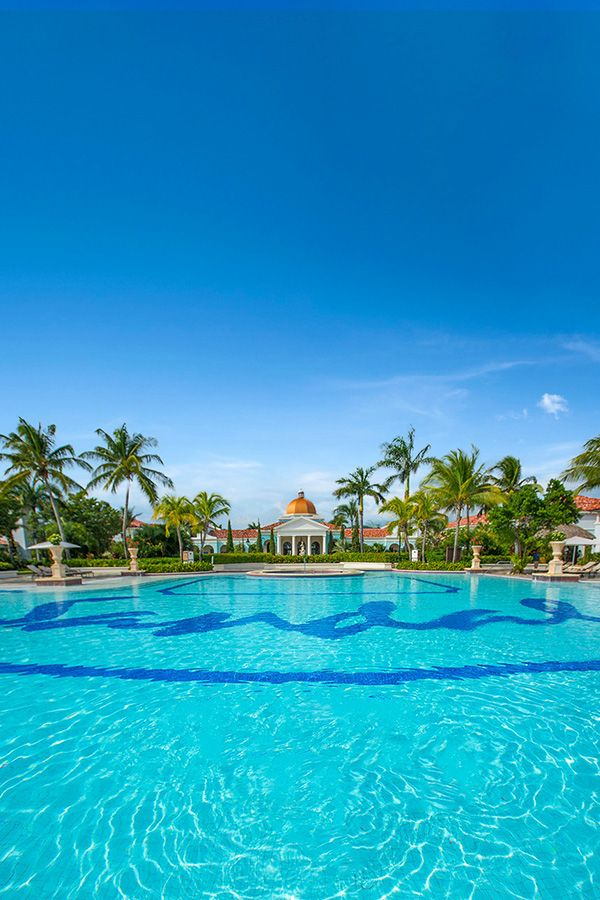 Sandals South Coast Features Jamaica's Largest Pool
