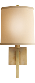 SMALL ASPECT ARTICULATING SCONCE - foyer