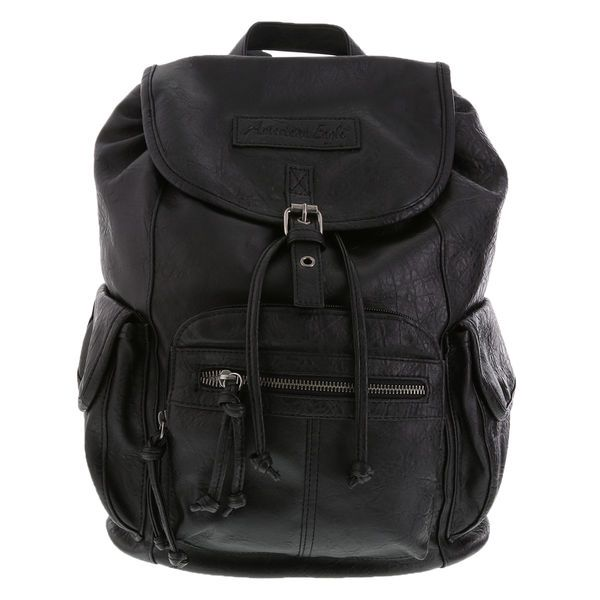 01210e6f82 This is a cute American eagle backpack good for school!!! Comes in black  and brown. Leather.
