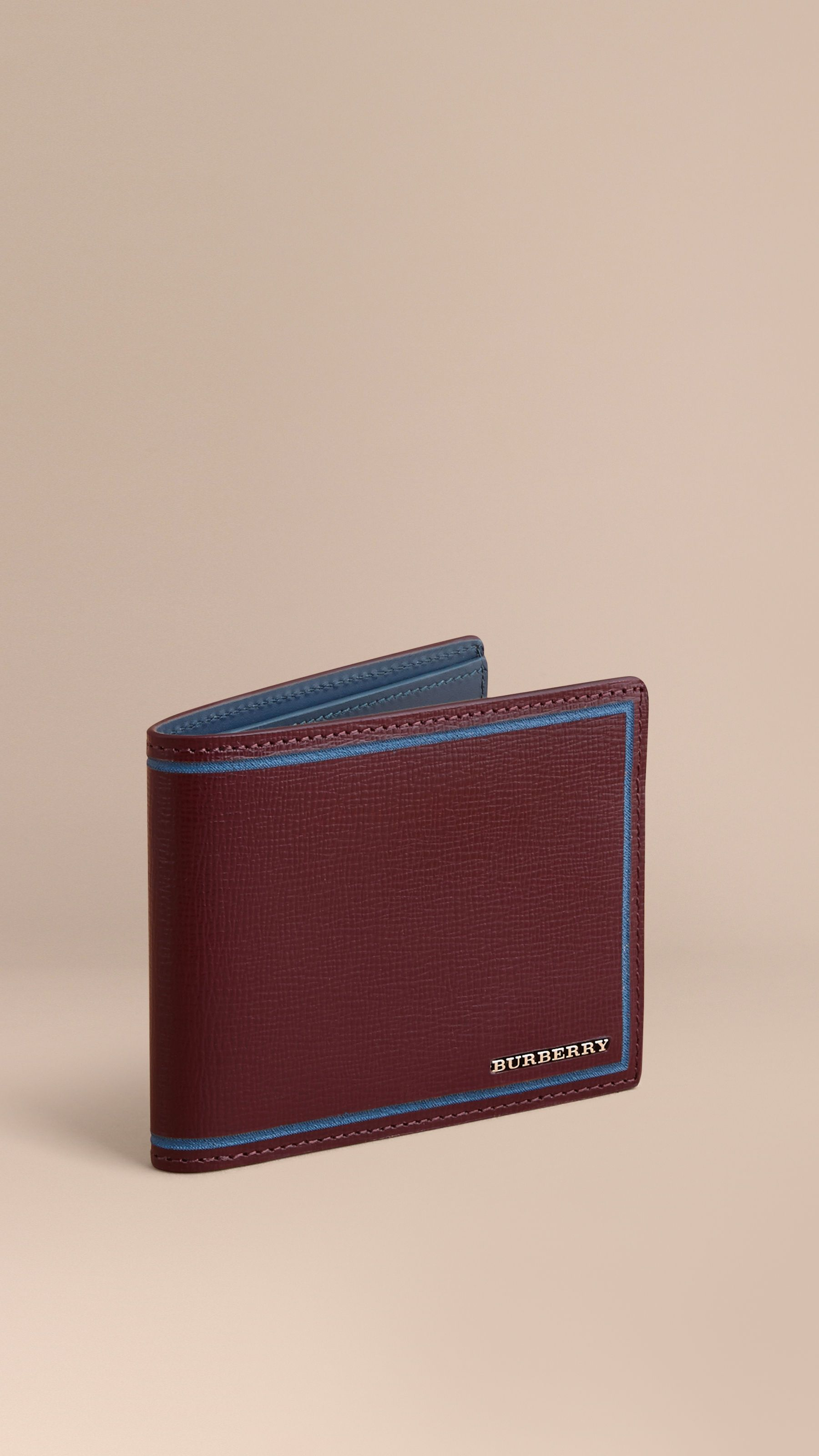 2c7444b3d121 Men's Wallets | Burberry | Men's Leather wallets | Leather wallet ...