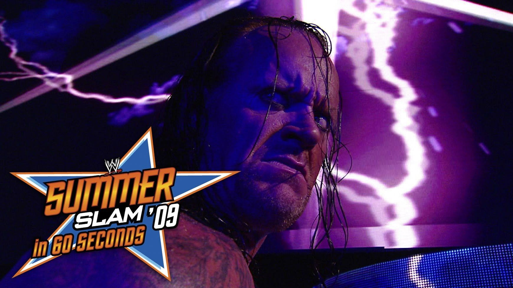 Images Of Summer Slam Wrestling