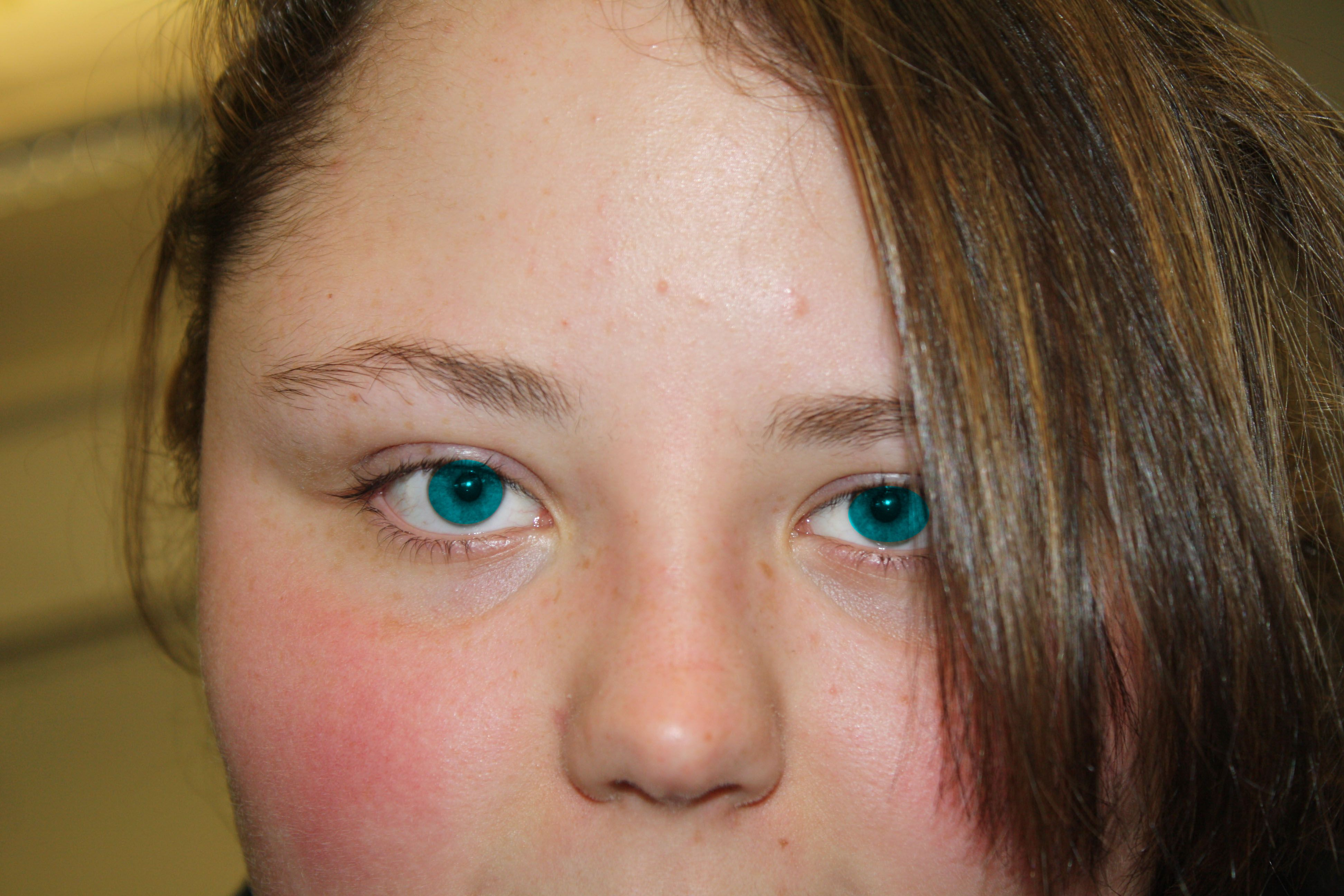 Eye color change rare eye color eye color change cam devine photography blog geenschuldenfo Image collections