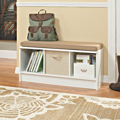 Found It At Wayfair   Cubeicals 3 Cube Storage Bench Available From  Www.wayfair.