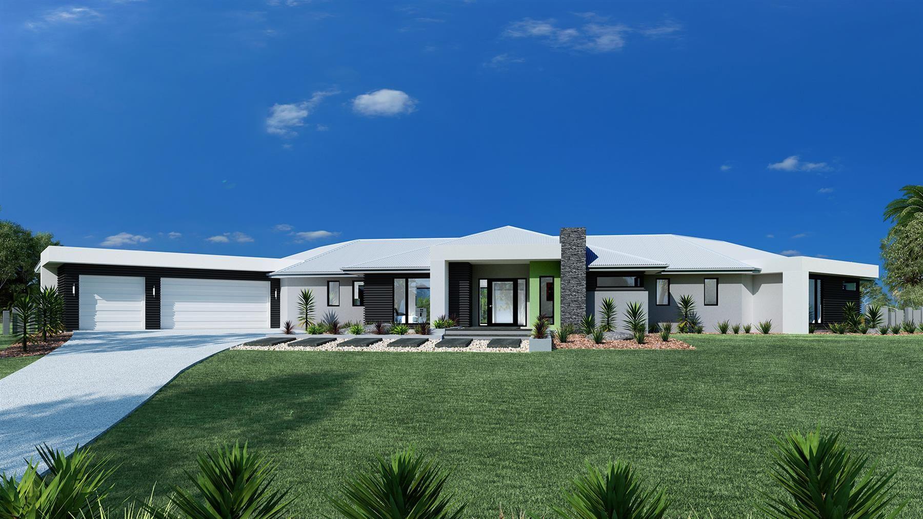 Montville 380 Home Designs In G J Gardner Homes House Design Single Storey House Plans House Styles