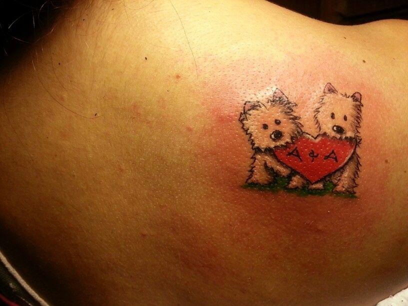 Resultado de imagen para your Westies dog tattoo