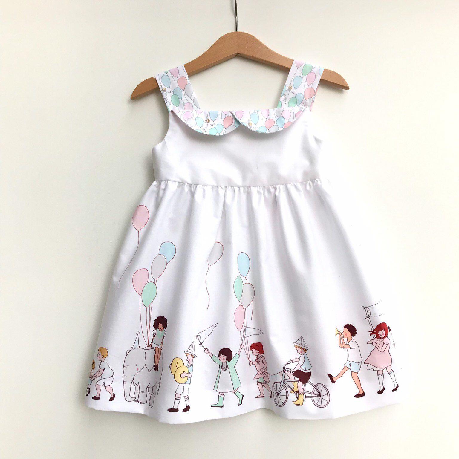 New My Little Pony Kids Girls Summer  Princess Dress Casual Party Sundress