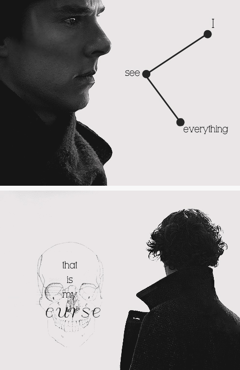Quote from RDJ Sherlock Holmes with BBC Sherlock! Love it