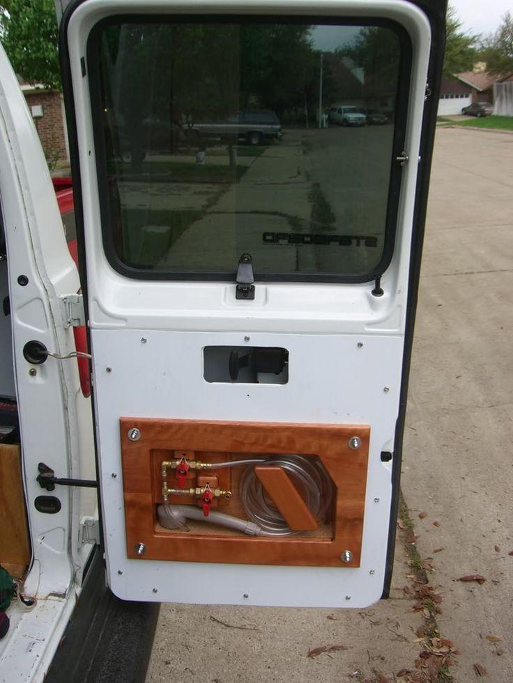 Bildergebnis F 252 R Sprinter Van Shower Van Conversion