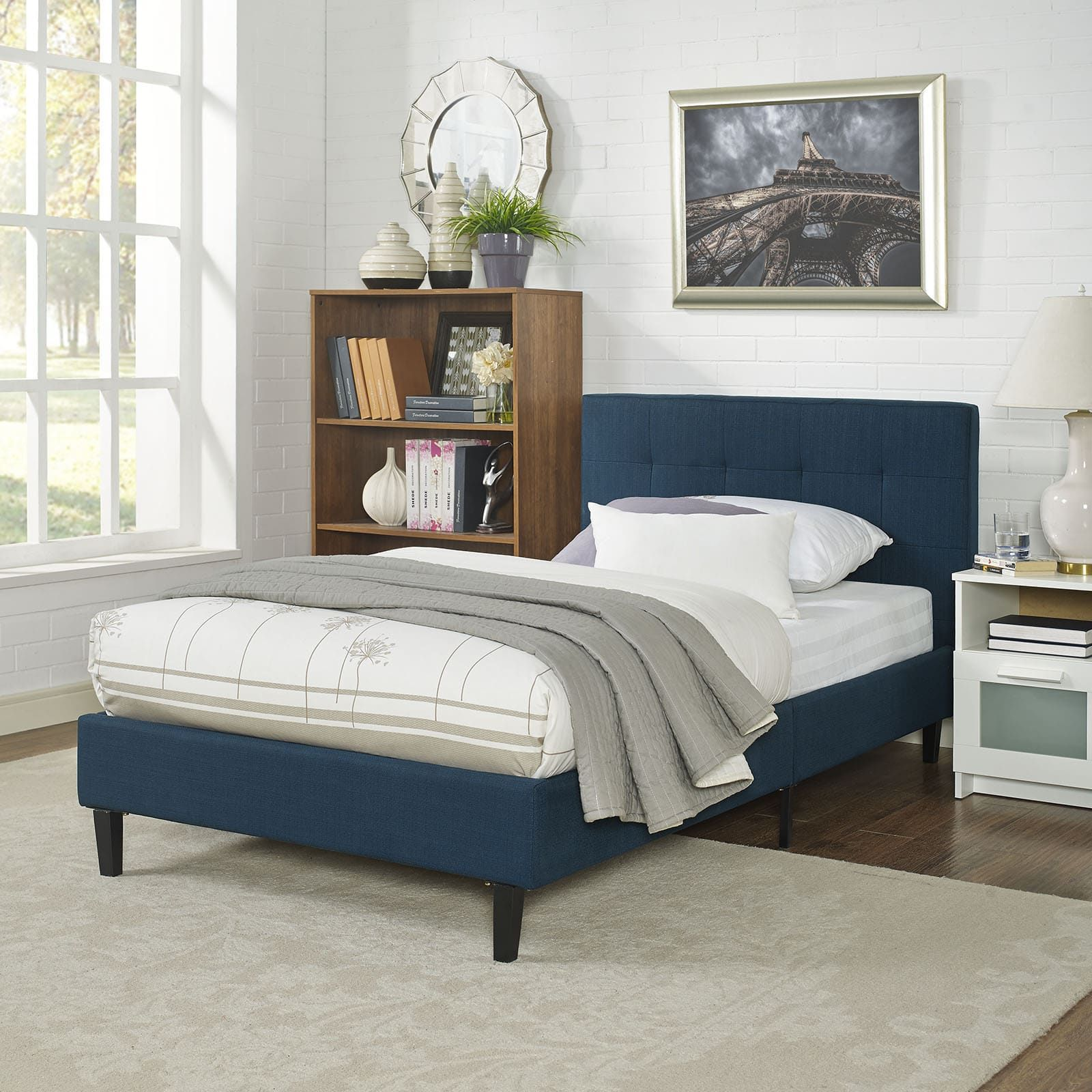 Linnea Bed Frame Hogar Living