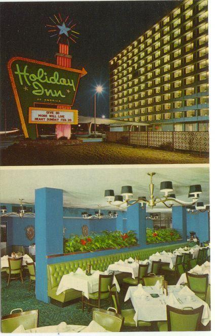 Holiday Inn Columbus Holiday Inn Vintage Hotels Vintage Road Trip