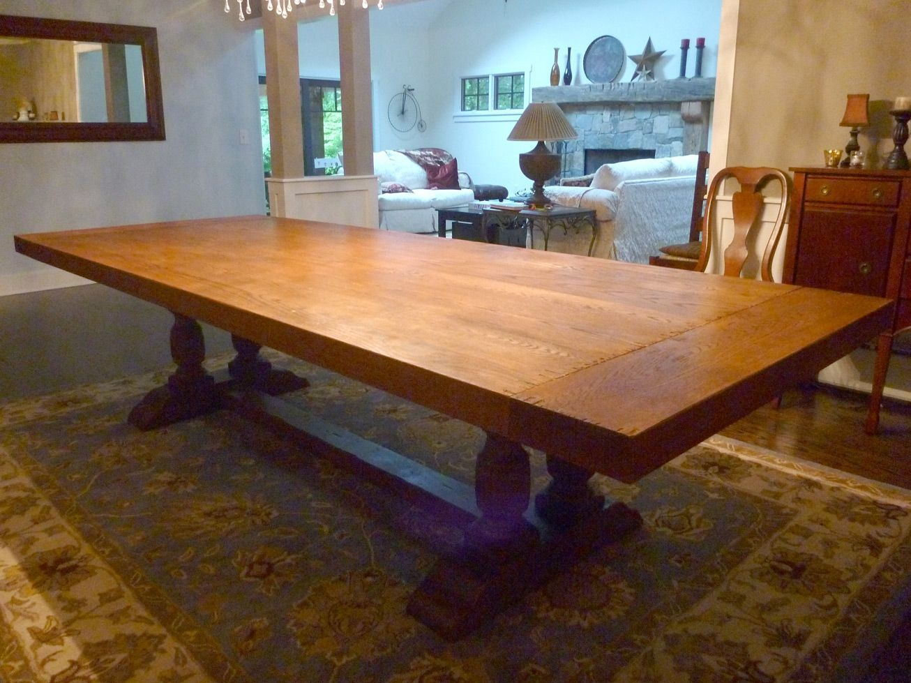 Custom Made Dining Room Table Top