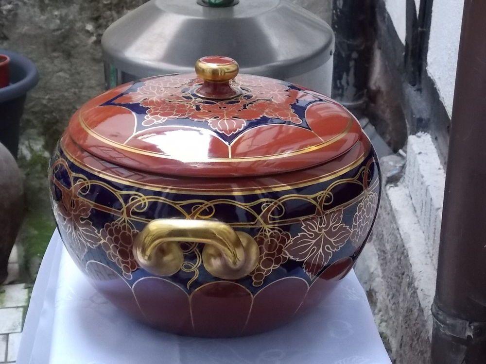 Seltene Cadinen Bowle, Keramik, Kaiserliche Keramik ...