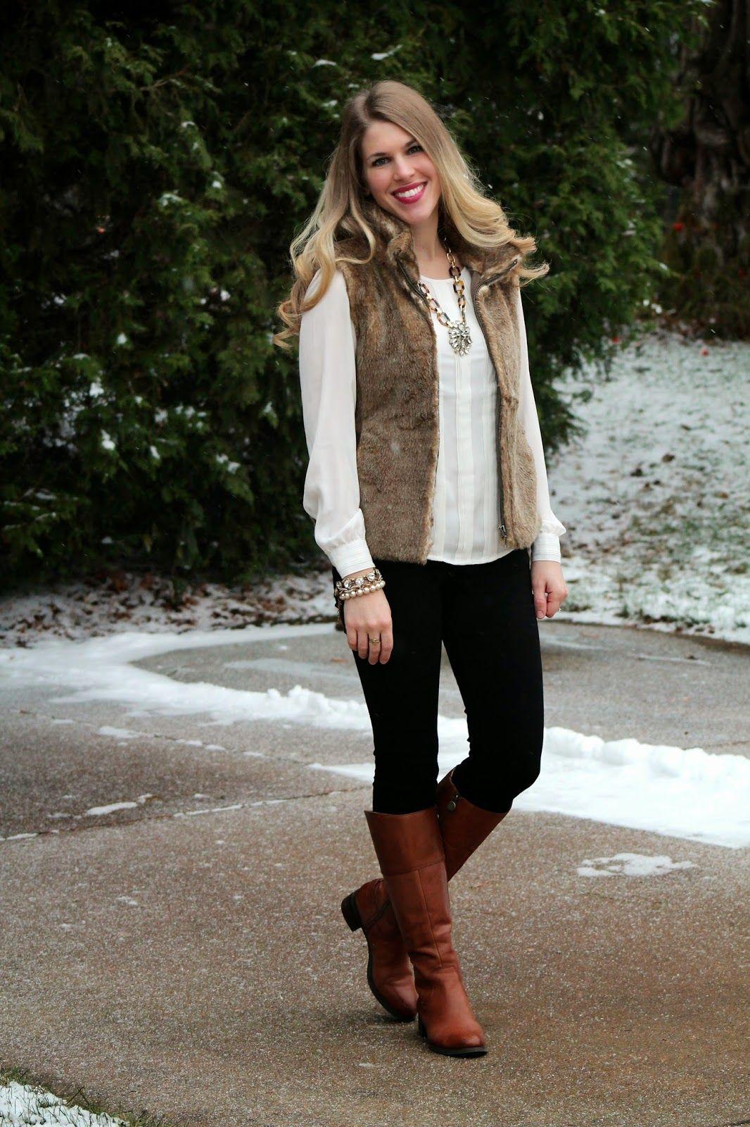 Short Skirt & Tall Boots & Confident Twosday Linkup - I do