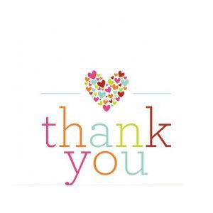 Thank You Cards  Template Note And Cards