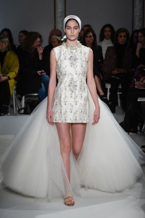 The Most Beautiful Wedding Gowns from Spring Couture Week   Trendy ...