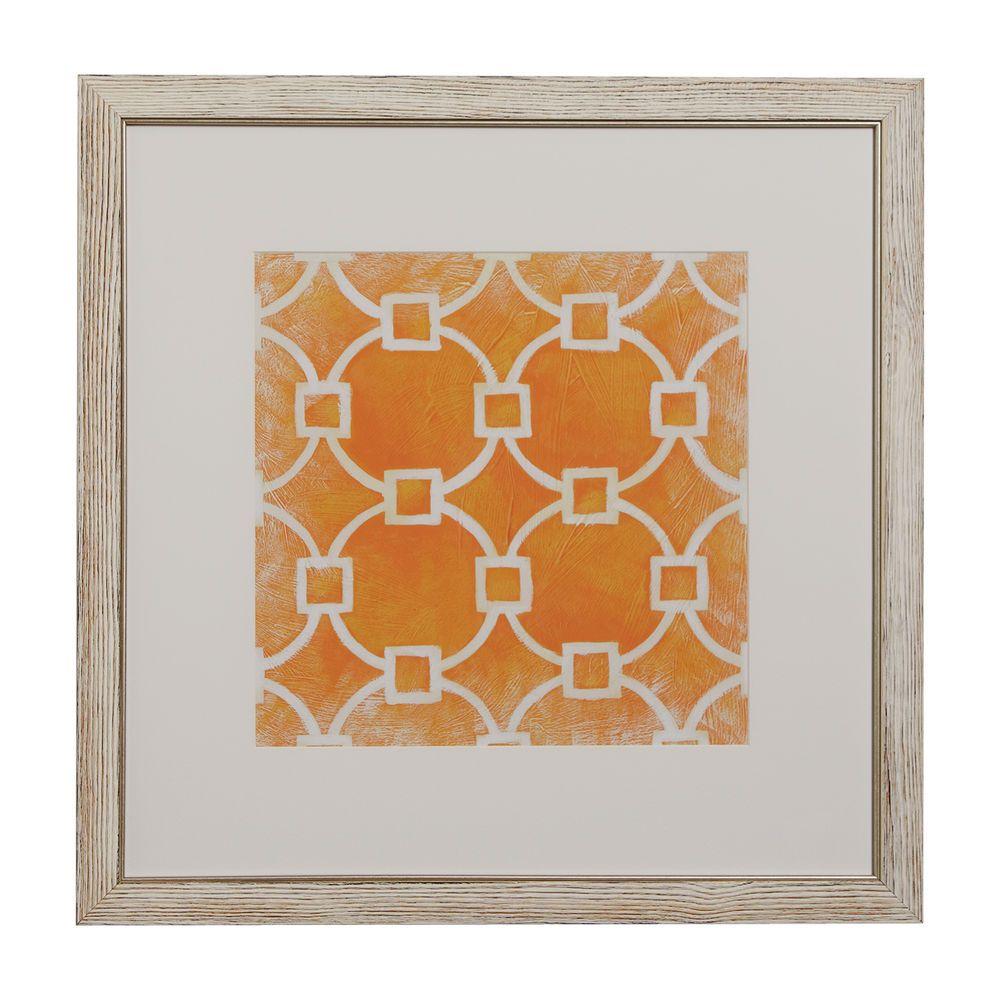 Modern Geometry V Ethan Allen Us Framed Art Prints Framed Art Trademark Fine Art