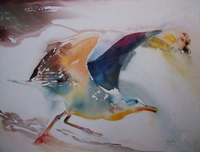 Olivia Quintin Watercolor Animali