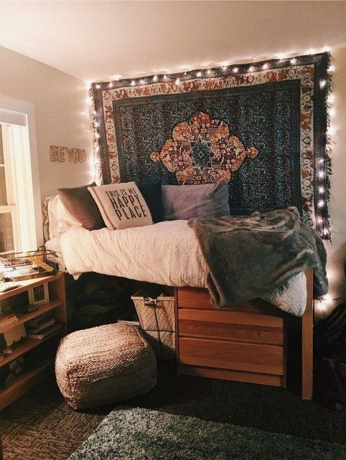 30+ Cute Dorm Rooms You Will Love dormroomideas dormroomremodel dormroomforteen » Outofdarkness com is part of Dorm room inspiration -