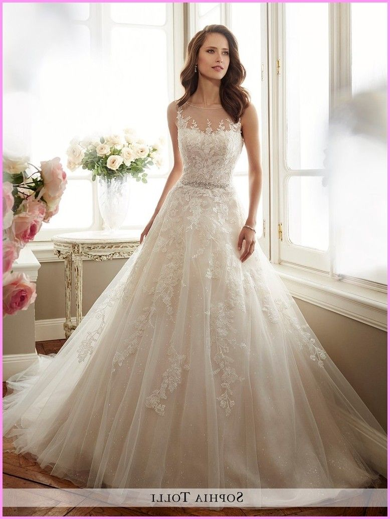 Best wedding dresses near me  Just The Way You Are In An ALine Wedding Dress  Wedding Dress