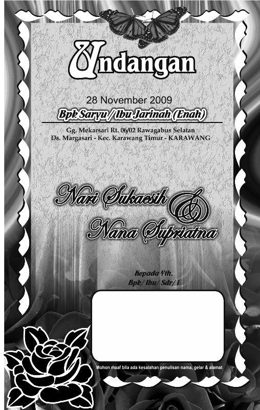 Download Desain Undangan Pernikahan Format Vector Free Premium Undangan Pernikahan Undangan Contoh Undangan Pernikahan