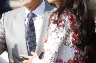 Svadba George Clooneyho a Amal Alamuddin v Benátkach