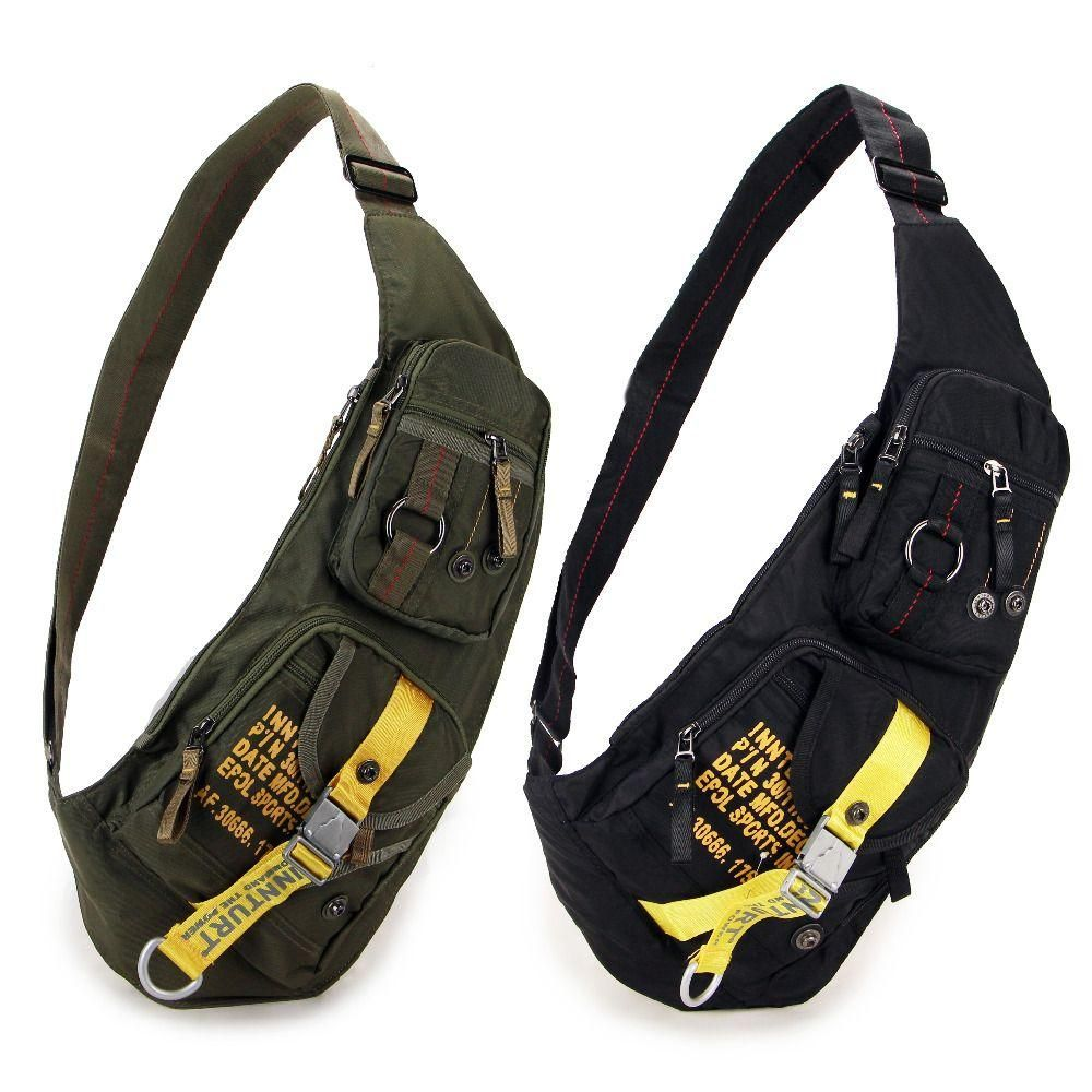 8e167bc984 Outdoor Casual Military Tactical Sling Sport Travel Chest Bag Shoulder Bag  For Men Women Small Black Green Shoulder Bags For Men Fiorelli Handbags  From ...