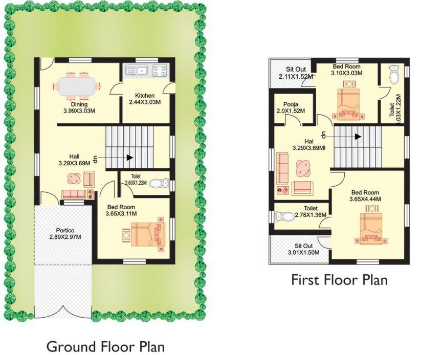 architectures : Vastu For West Facing House Plan Best Duplex Plans ...