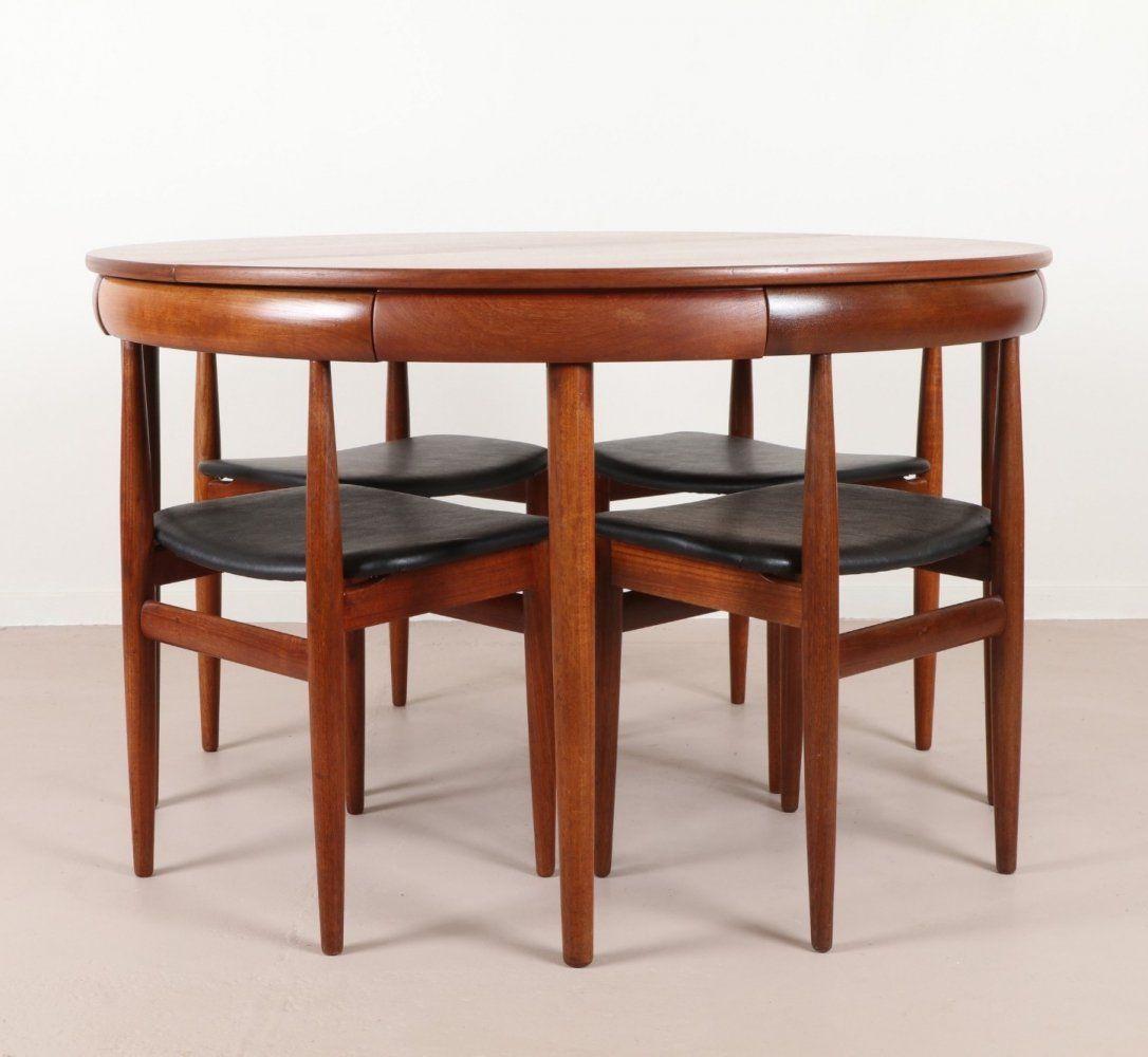 For Sale Hans Olsen Teak Dining Set For Frem Rojle 1962 In 2020 Dining Set Furniture Design Teak