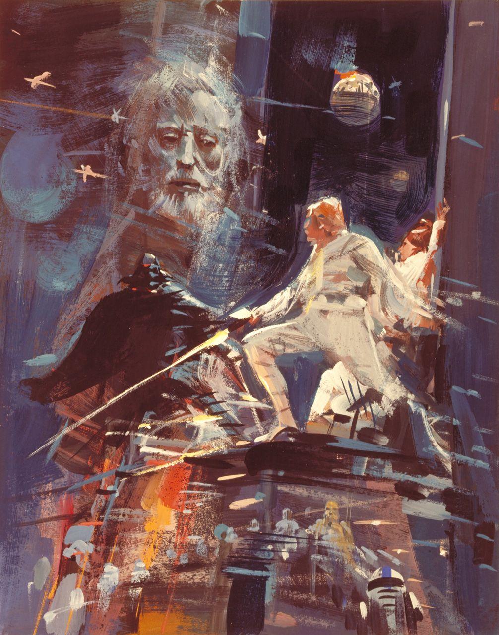 I Love The Original Star Wars Concept Art It S Amazing Star Wars Concept Art Star Wars Artwork Star Wars Art