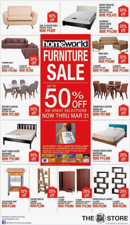 Manila Shopper Sm Homeworld Furniture Our Home Living Room Sale